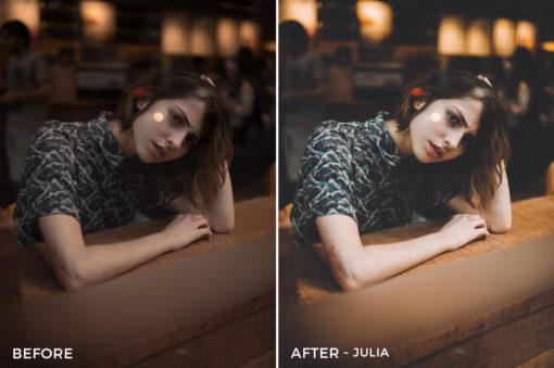 Julia - Renan Rodrigues Lightroom Presets - FilterGrade