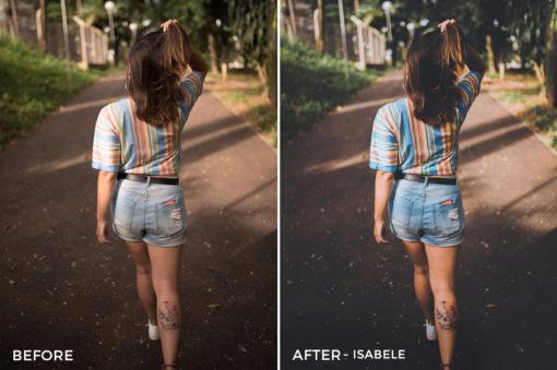 Isabele - Renan Rodrigues Lightroom Presets - FilterGrade