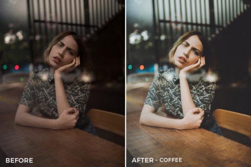 Coffee - Renan Rodrigues Lightroom Presets - FilterGrade