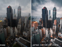 Daytime City View 01 - Nicholas Ku Lightroom Presets - Kui Fai Ku - FilterGrade