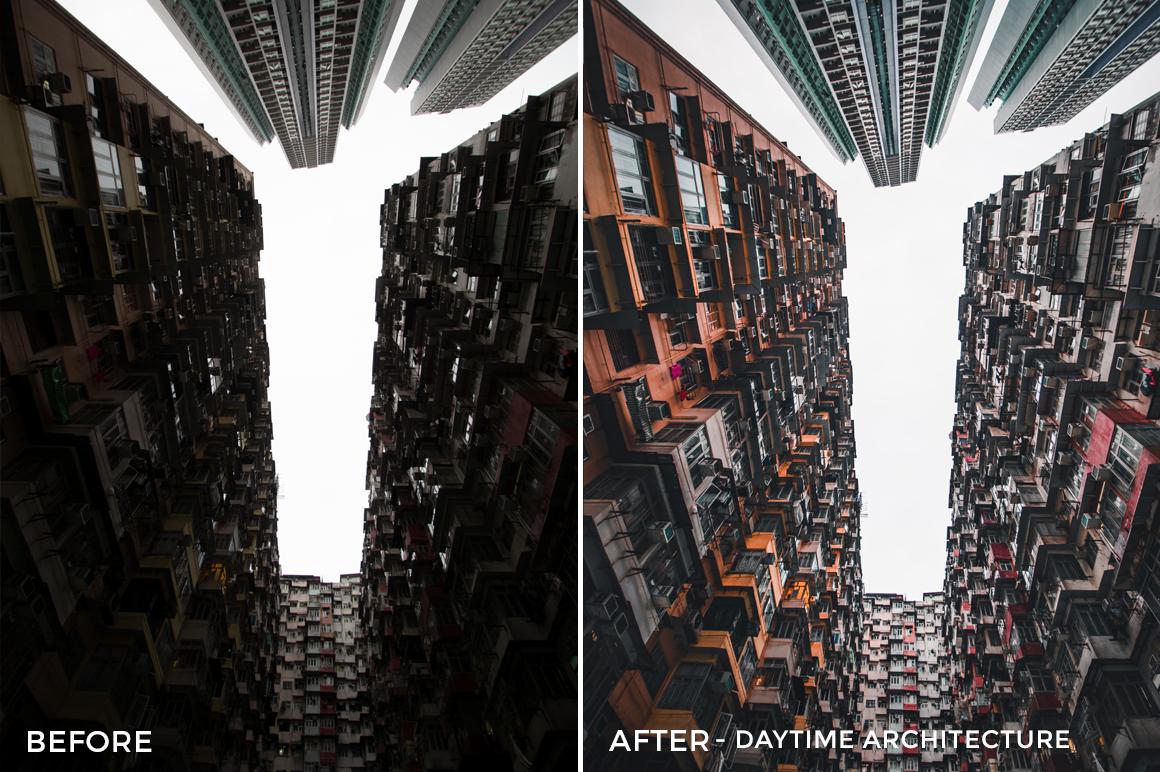 Daytime Architecture - Nicholas Ku Lightroom Presets - Kui Fai Ku - FilterGrade