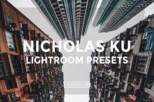 Nicholas Ku Lightroom Presets - Kui Fai Ku - FilterGrade