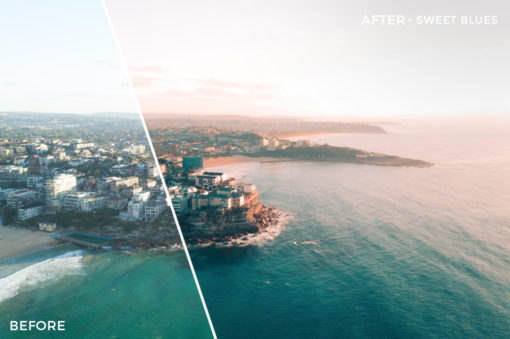 Sweet Blues - Joshua Britton Lightroom Presets - FilterGrade