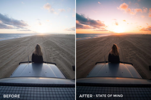 State of Mind - Joshua Britton Lightroom Presets - FilterGrade