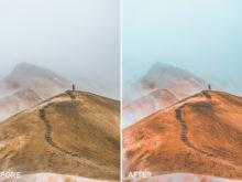 9 Nick Asphodel Moody Travel Lightroom Presets - FilterGrade