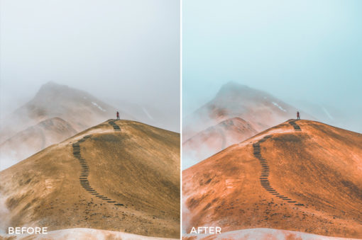 9 Nick Asphodel Moody Travel Lightroom Presets - FilterGrade