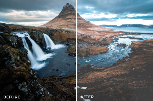 5 Nick Asphodel Moody Travel Lightroom Presets - FilterGrade