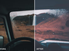 2 Nick Asphodel Moody Travel Lightroom Presets - FilterGrade