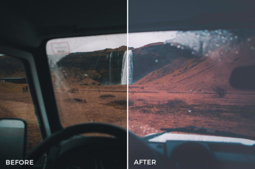 2 Nick Asphodel Moody Travel Lightroom Presets - FilterGrade