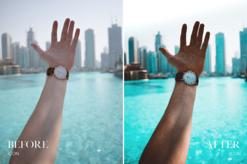 Icon - Joshua Fuller Lightroom Presets Vol. 5 Dubai - FilterGrade