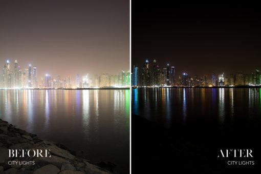 City Lights - Joshua Fuller Lightroom Presets Vol. 5 Dubai - FilterGrade