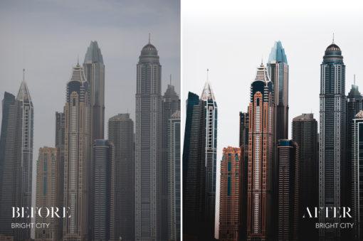 Bright City - Joshua Fuller Lightroom Presets Vol. 5 Dubai - FilterGrade