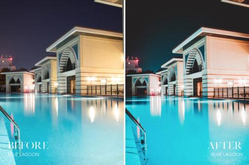 Blue Lagoon - Joshua Fuller Lightroom Presets Vol. 5 Dubai - FilterGrade