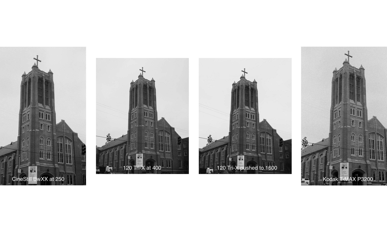 Samples - Cinestill Announces Df96 One-Step Solution for Black & White Film - FilterGrade