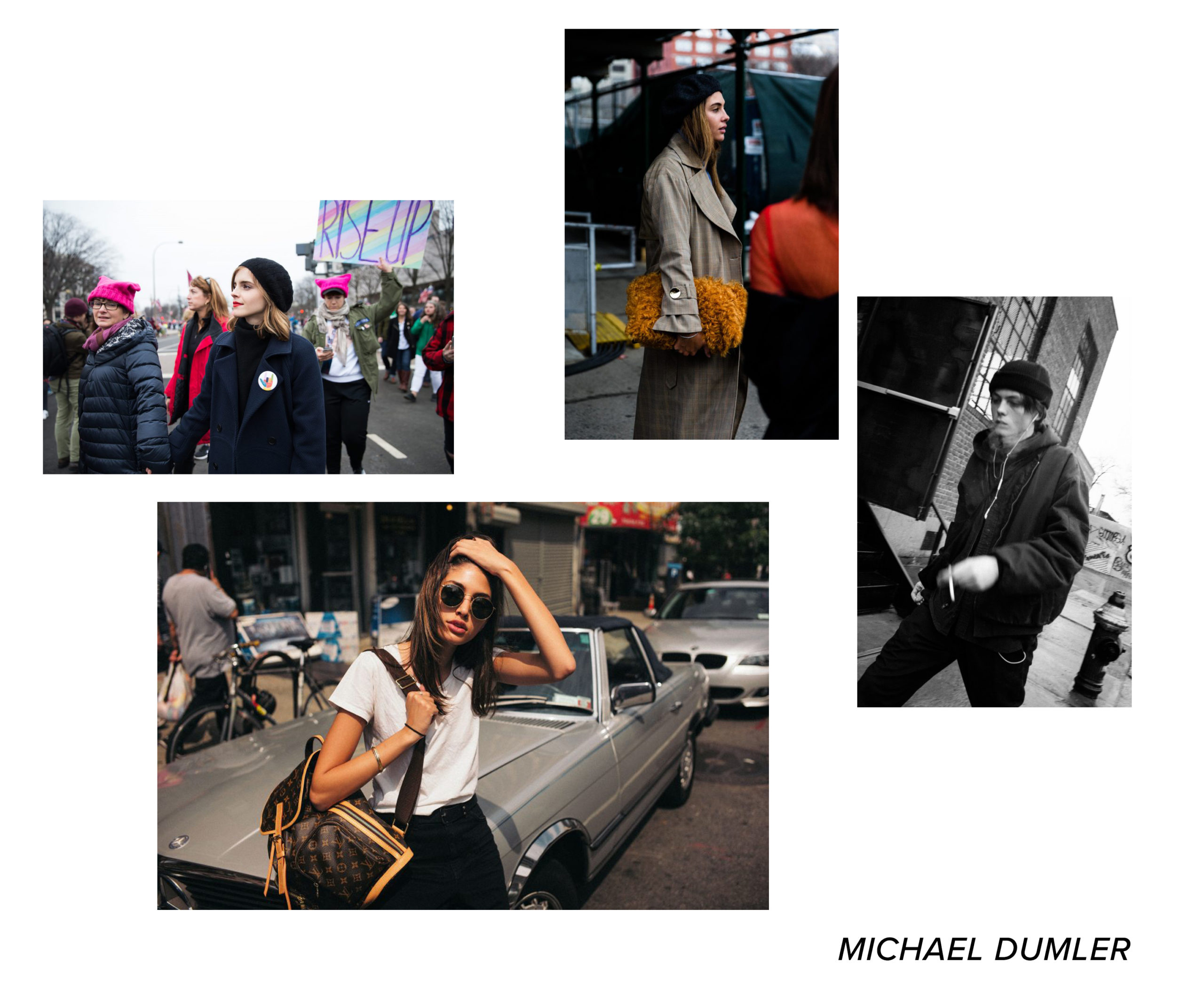 Michael Dumler - 19 Photographers Taking Photos of Your Favorite Models and Designers - FilterGrade