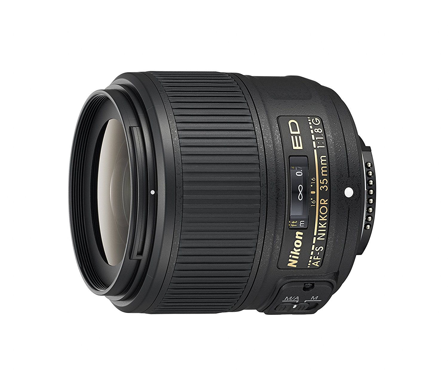 nikkor 35mm fixed lens for full frame nikon