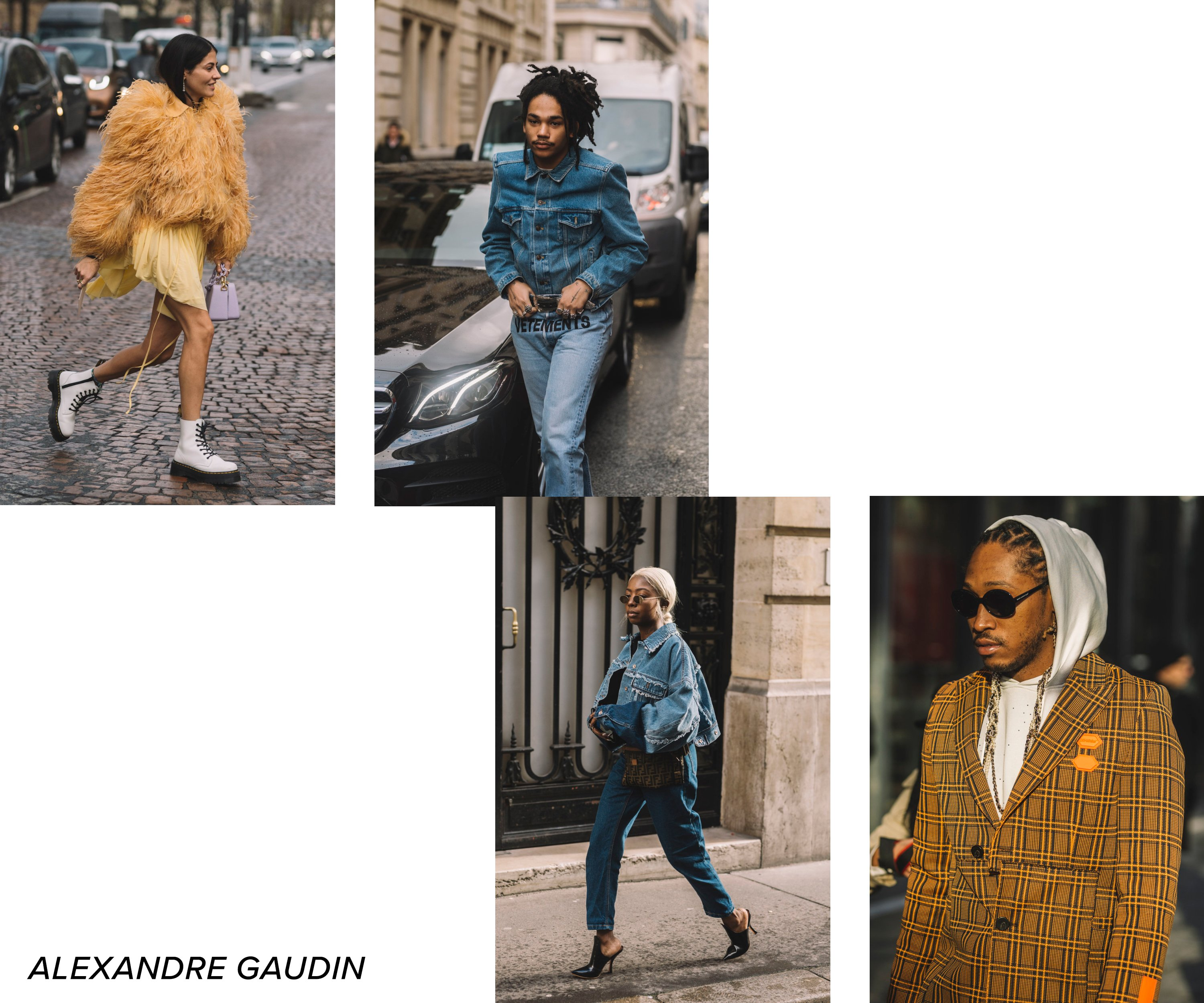Alexandre Gaudin - LubakiLubaki - 19 Photographers Taking Photos of Your Favorite Models and Designers - FilterGrade