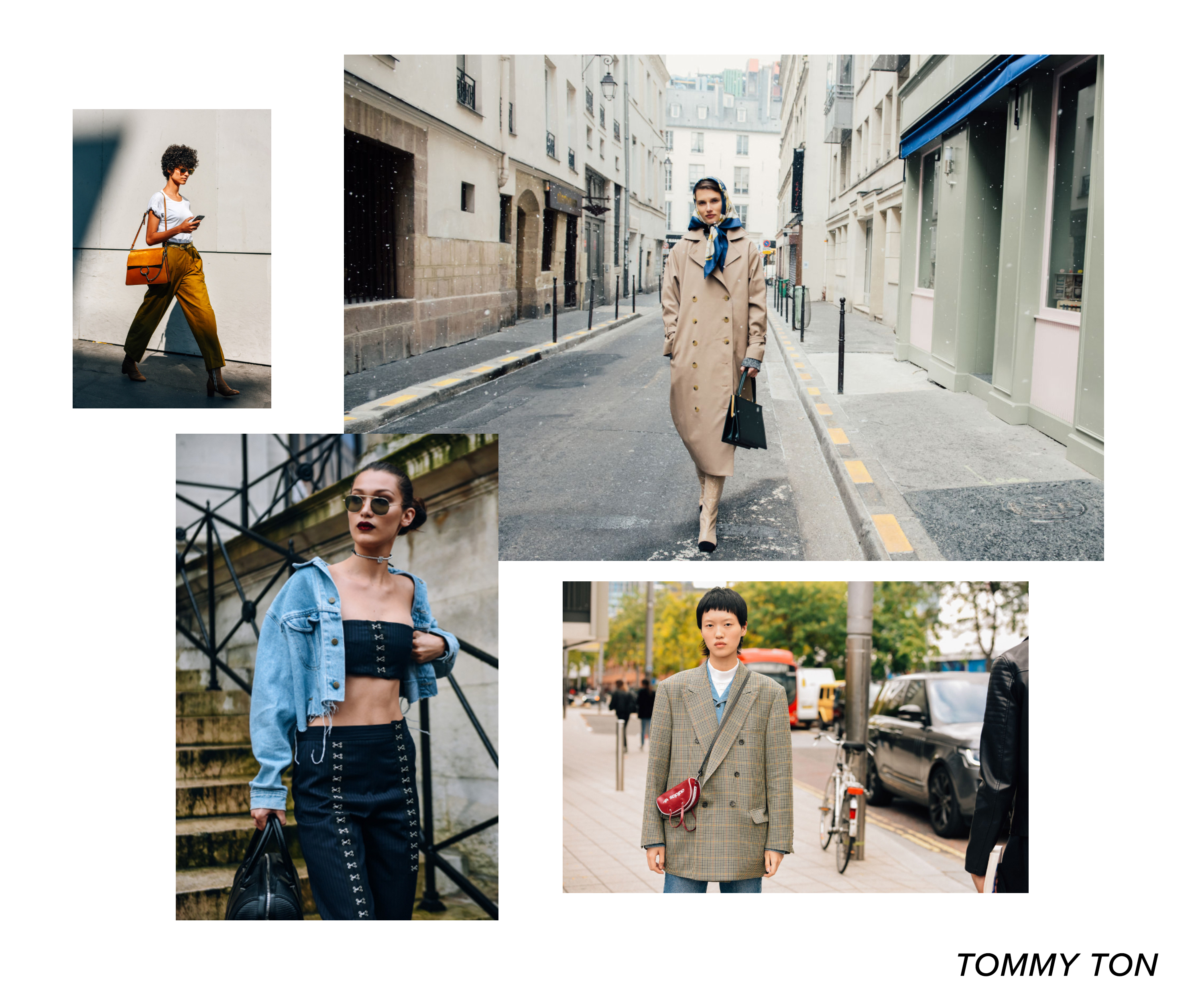 Tommy Ton - 19 Photographers Taking Photos of Your Favorite Models and Designers - FilterGrade