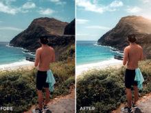 4 Matt Larson Lens Flares Pack - FilterGrade