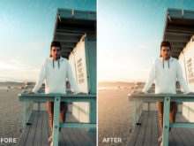 3 Matt Larson Lens Flares Pack - FilterGrade