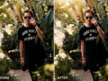 1 Matt Larson Lens Flares Pack - FilterGrade