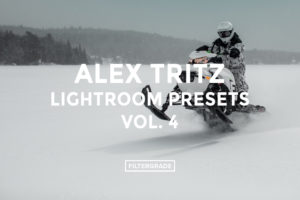 Featured - Alex Tritz Lightroom Presets Vol. 4 (CANADA PACK) - FilterGrade