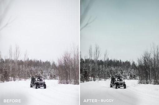 Buggy - Alex Tritz Lightroom Presets Vol. 4 (CANADA PACK) - FilterGrade