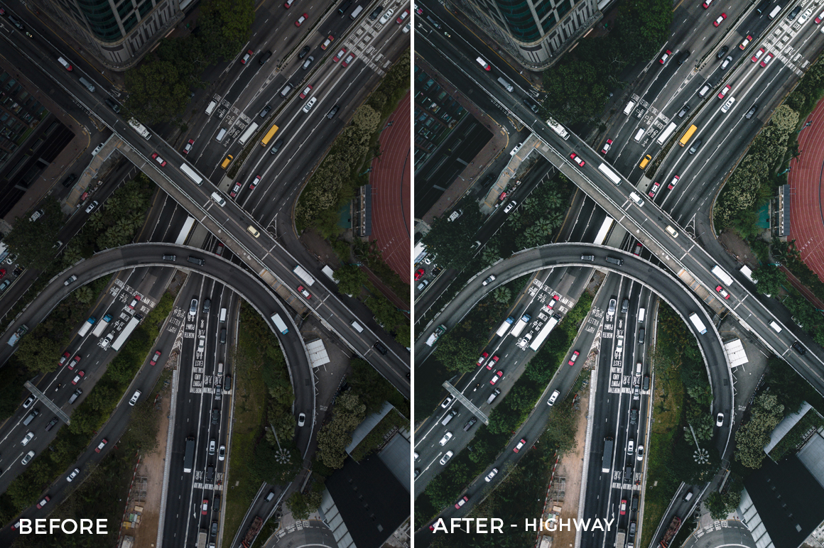 Highway - Dmitry Kirzhaev Hong Kong Lightroom Presets - FilterGrade