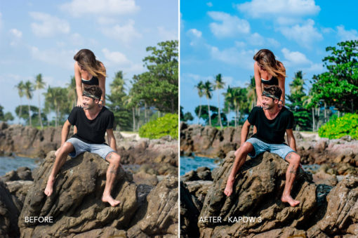 tropical lifestyle lr presets @i2raelgil
