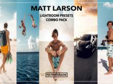Matt Larson Lightroom Presets COVER*
