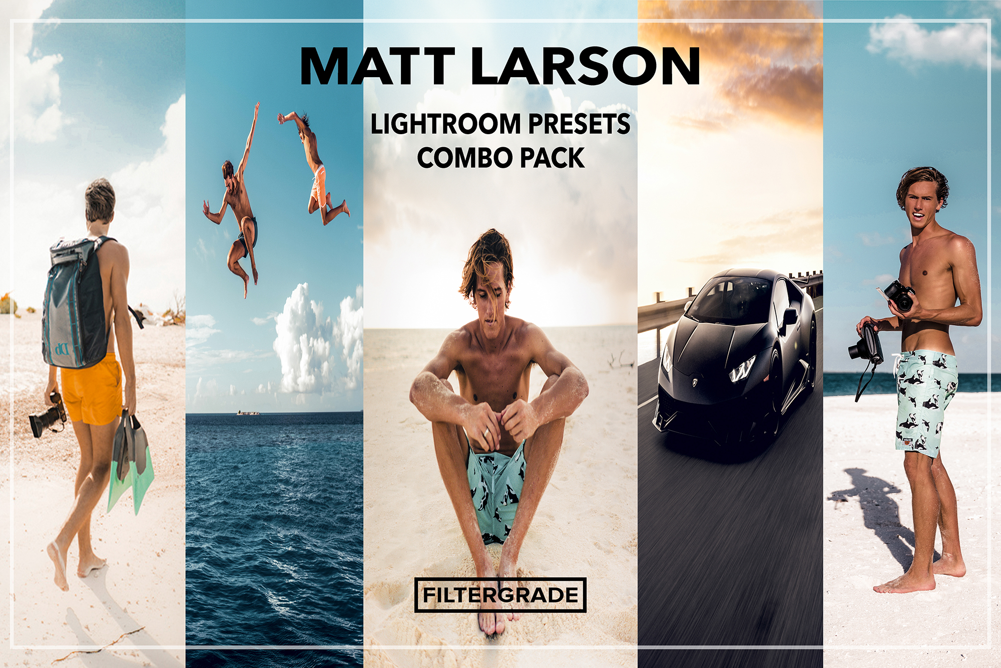 Matt Larson Lightroom Presets Combo Pack
