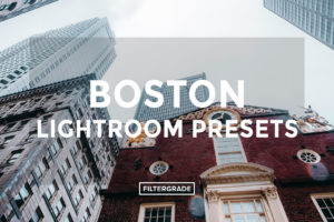 Boston Lightroom Presets - David Duan Castillo - FilterGrade
