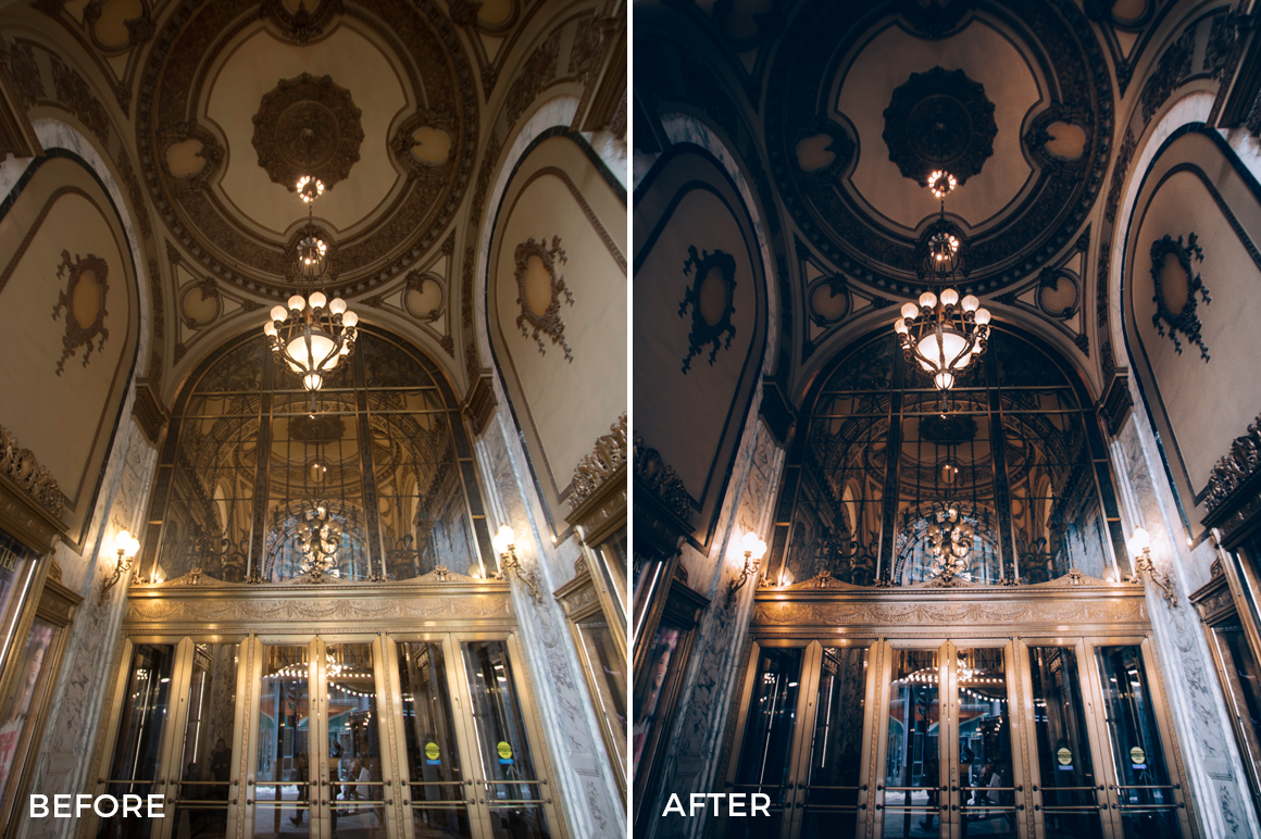 8 Boston Lightroom Presets - David Duan Castillo - FilterGrade