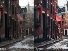 5 Boston Lightroom Presets - David Duan Castillo - FilterGrade