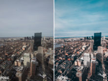 2 Boston Lightroom Presets - David Duan Castillo - FilterGrade