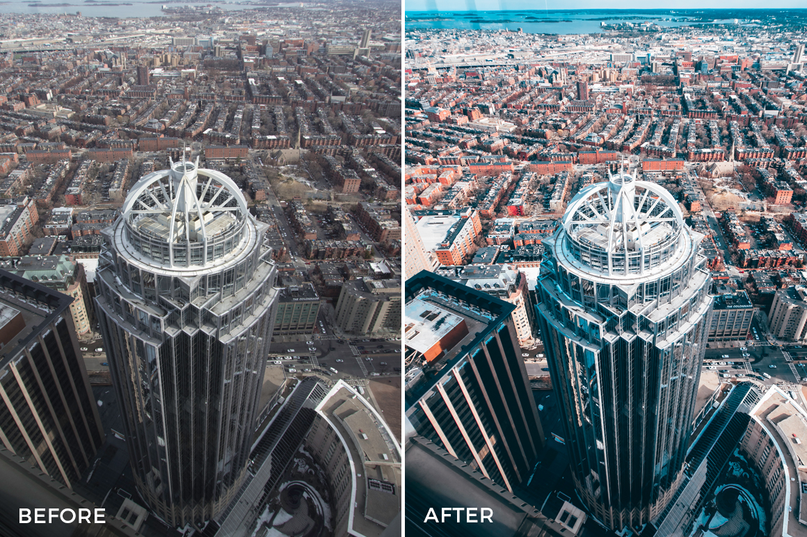 1 Boston Lightroom Presets - David Duan Castillo - FilterGrade