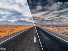 Moody - GrafixArt Lightroom Presets - FilterGrade
