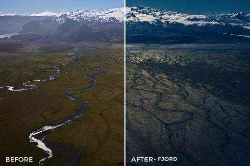 Fjord - GrafixArt Lightroom Presets - FilterGrade