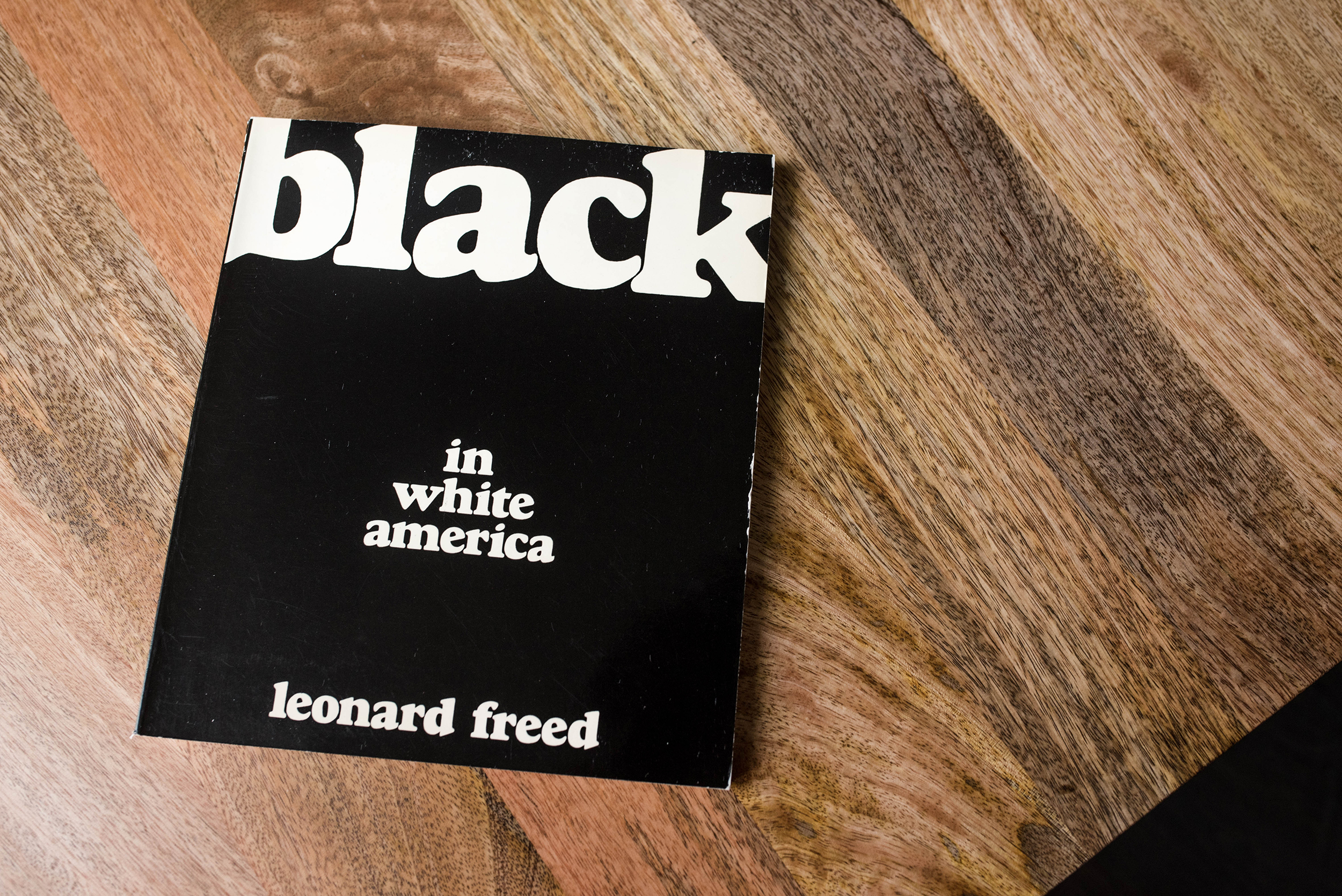 "Leonard Freed - ""Black in White America"" - FilterGrade Review"