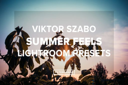 Viktor Szabo Summer Feels Lightroom Presets - FilterGrade