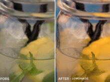 Lemonade - Viktor Szabo Summer Feels Lightroom Presets - FilterGrade