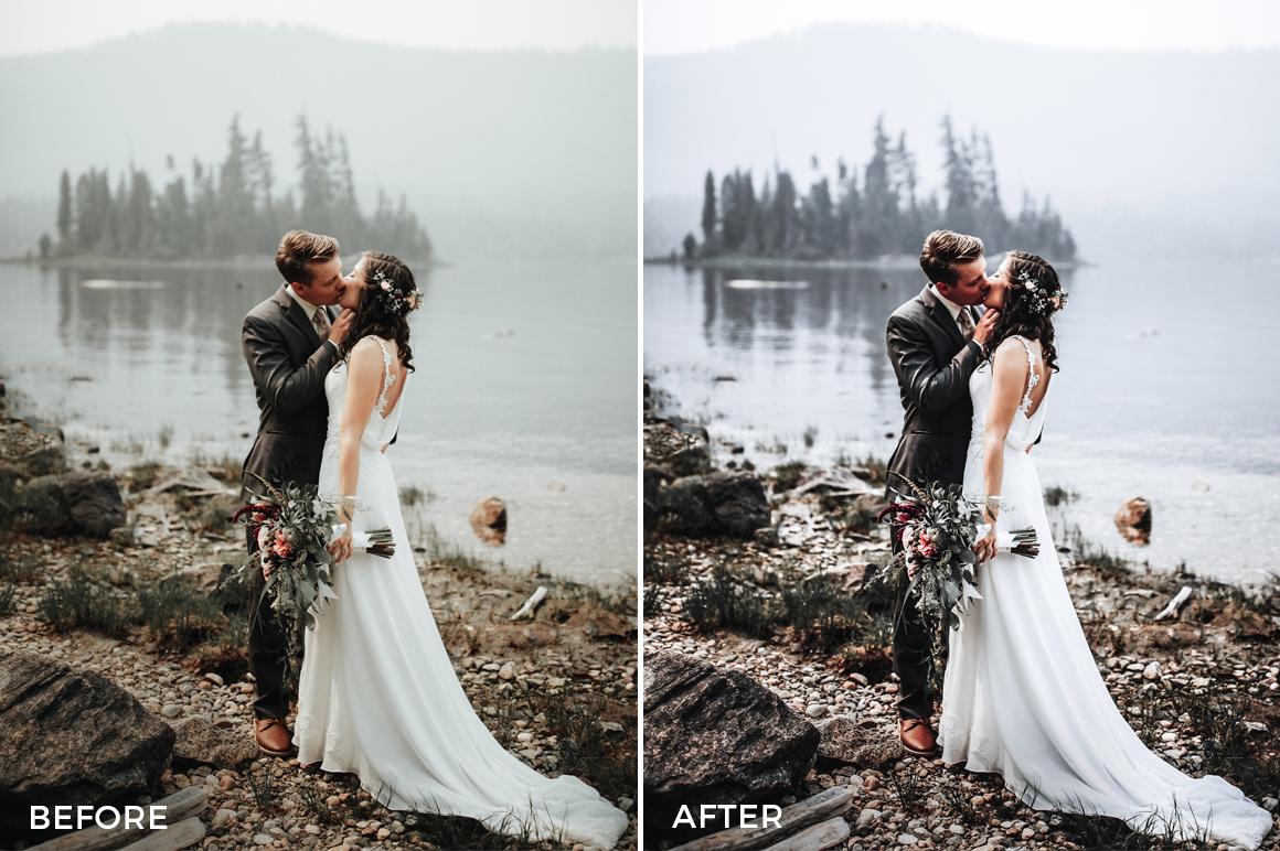 10 Nick Asphodel Moody Wedding Lightroom Presets - FilterGrade