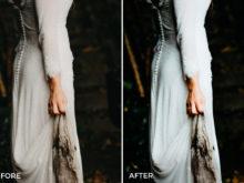 9 Nick Asphodel Moody Wedding Lightroom Presets - FilterGrade