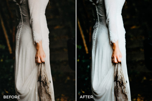 9 Nick Asphodel Moody Wedding Lightroom Presets - FilterGrade