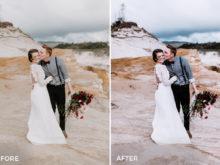 7 Nick Asphodel Moody Wedding Lightroom Presets - FilterGrade