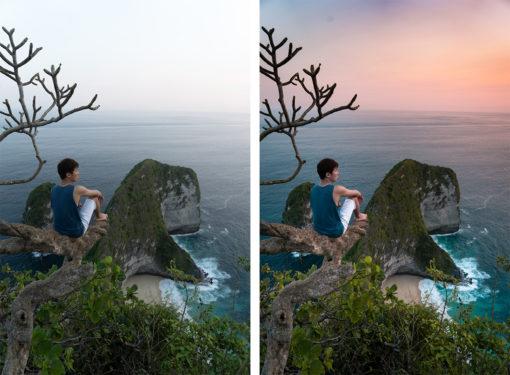 4 ZYC Lightroom Presets- Eric Chen - FilterGrade