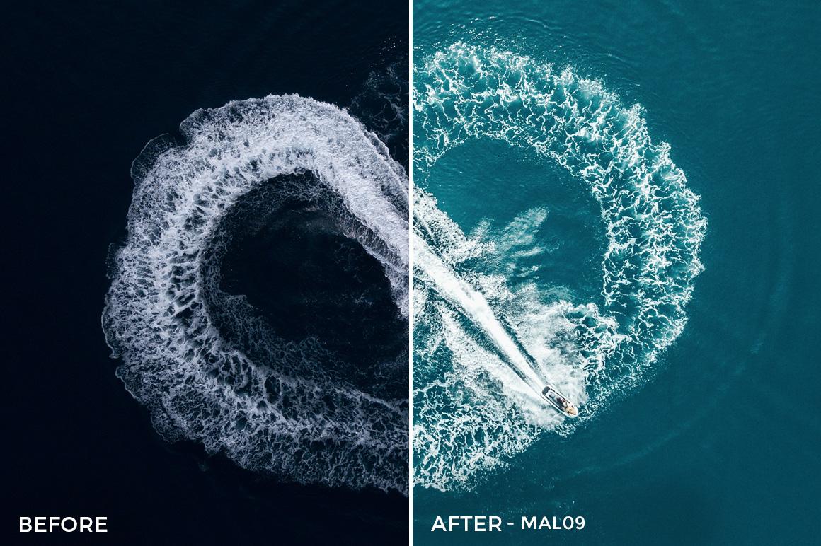 MAL09 - Maldives Lightroom Presets by Sergey Kabankov Anyuta Rai - FilterGrade