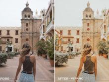 Verano - Bree Rose Travel Lightroom Presets - FilterGrade
