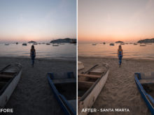 Santa Marta - Bree Rose Travel Lightroom Presets - FilterGrade