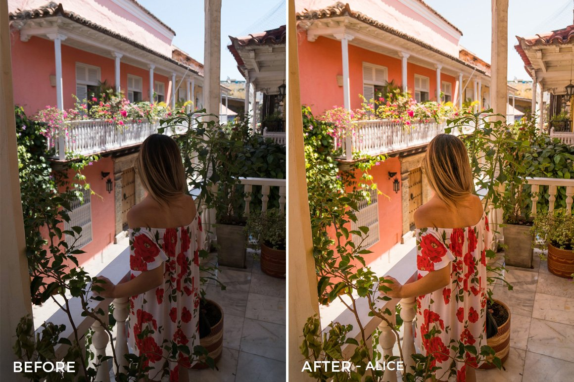 Alice - Bree Rose Travel Lightroom Presets - FilterGrade